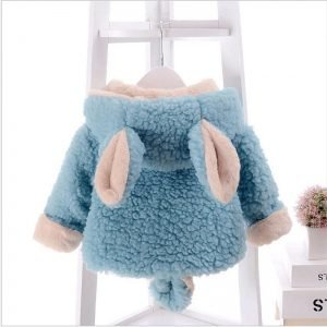 Baby Winter Coat - Warm Parka Hoodie