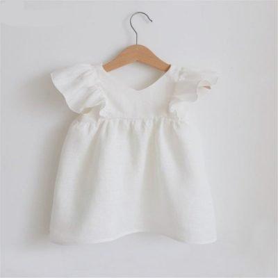Summer Linen Sets - For 0 - 24 Months Babies