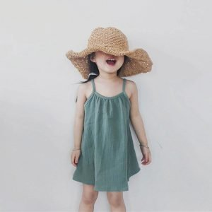 Girls Casual Dress - Summer Spring