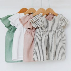 Linen Dresses Summer Collection